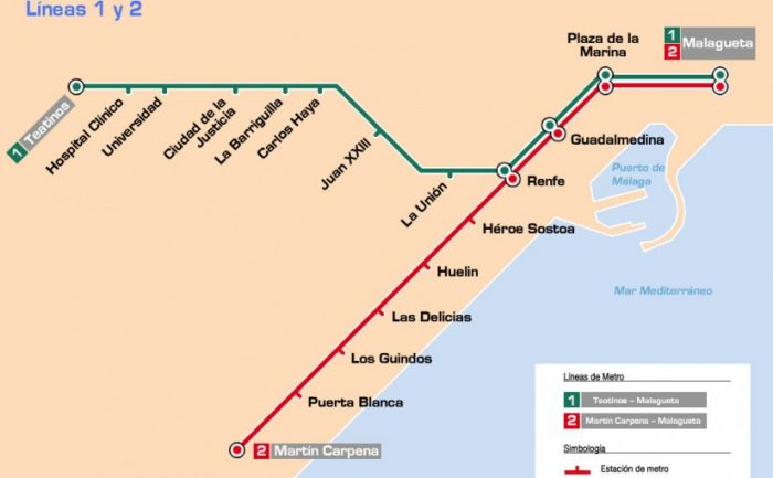 Malaga Metro, Trains and Buses – Malaga Property on map of andalucia, map of puerto rico gran canaria, map of iruna, map of mutare, map of sagunto, map of cudillero, map of bizkaia, map of getxo, map of tampere, map of macapa, map of marsala, map of mount ephraim, map of costa de la luz, map of italica, map of soria, map of isla margarita, map of monchengladbach, map of venice marco polo, map of penedes, map of graysville,